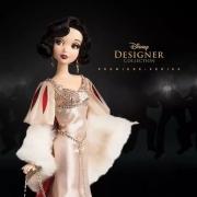 迪士尼公主紅毯手辦,白雪公主氣質出眾,灰姑娘變時尚達人