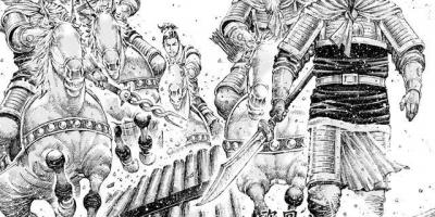 三國漫畫《火鳳燎原》534話情報:五虎集結?當世最強陣容出現
