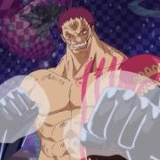 海賊王:卡二也會流櫻霸氣,能輕易擊敗路飛,對路飛放水顯而易見