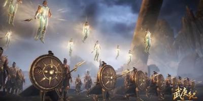 《武庚紀》怒海激戰篇完結:冥族先鋒聚集 逆天同盟迎戰聖賢殿百神眾