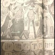 海賊王979話情報:凌空六子想挑戰三災,燼卻讓他們看清自己的實力