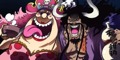 海賊王979話情報分析:史上最強的海賊團登場,凱多想跟bigmom「聯姻」