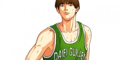 《灌籃高手》土屋淳的現實原型人物是當年日本高中第一球員?