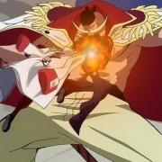 海賊王:赤犬在頂上戰爭時期並未覺醒果實,擊敗青雉後更加強大