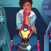 鋼鐵俠的繼承者:黑人天才少女《鐵心》要拯救世界了!