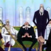 海賊王官方情報:尾田在生命卡透露,世界政府害怕「真相」被公布