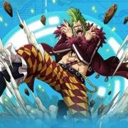 海賊王:巴托洛米奧的屏障果實,會在和之國的戰場上大放光彩嗎?