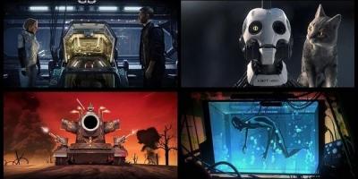 日本動畫推薦:《夏娃的時間》你希望人類與機器人和諧共存嗎?
