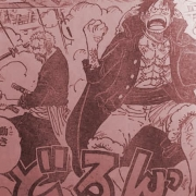 海賊王980話情報:奎因和凌空六子不和,阿普打傷路飛和索隆