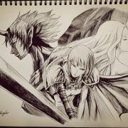 日本動漫推薦:《大劍》一部日漫禁播神作,記憶中的妖魔鬼怪,這才是經典