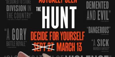 美國驚悚片推薦:《惡獵遊戲》一部老套的獵殺遊戲電影,怎麼火的?