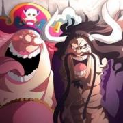 海賊王981話:凱多失算了,他與大媽結盟註定是個笑話
