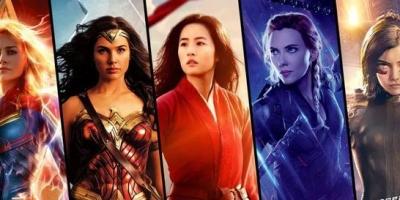 好萊塢電影中的女性英雄真正「崛起」了嗎?
