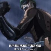 一拳超人:「怪人版」無證騎士登場,對戰S級英雄性感囚犯,沒有撤退可言