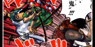 海賊王:尾田公布20年前凱多全團只有1000人,所以莫利亞敢挑戰他