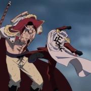 海賊王:白鬍子和赤犬單挑勝負難料,都沒有盡全力,AOE敵我不分