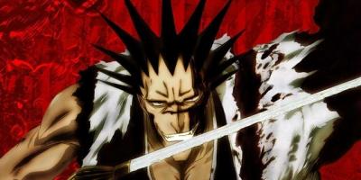 死神人物介紹:尸魂界的「平砍之王」更木劍八,擁有狂野魅力的霸氣男人