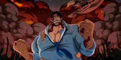海賊王人物情報:硬核實力的傳奇海軍英雄-蒙奇·D·卡普