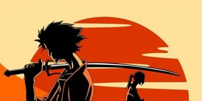 推薦一部被人遺忘的日本動漫神作《混沌武士》,渡邊信一郎從來沒讓人失望!