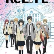 校園戀愛動漫推薦《relife重返17歲》,又一次17歲重返青春