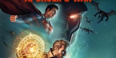 DC動畫電影劇情影評:新52時代收官之作《黑暗正義聯盟:天啟星戰爭》