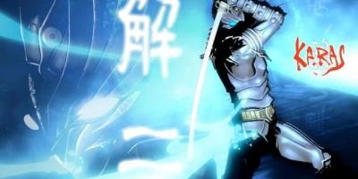 史上最燒錢的日本動漫《鴉karas》,雖不敢稱神作,15年後今天依然吊打各路動漫!
