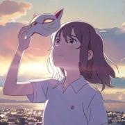 《想哭的我戴上了貓的面具》劇情影評,岡田麿里的奇幻動漫電影深深感動著我們