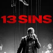驚悚恐怖電影推薦《13駭人遊戲/13宗罪》,一場遊戲亦如現實人生的寫照