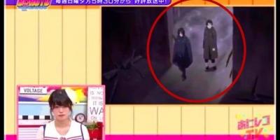 博人傳動畫情報:佐助佐井組隊進入雨隱村,遭遇漩渦一族後裔登場偷襲