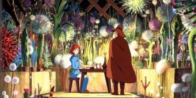 吉卜力動畫電影:風之谷是宮崎駿描述生命之源和探索腐海秘密的使命!