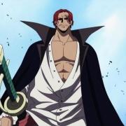 海賊王:疫災奎因不經意間,揭露出路飛與紅髮香克斯之間差距