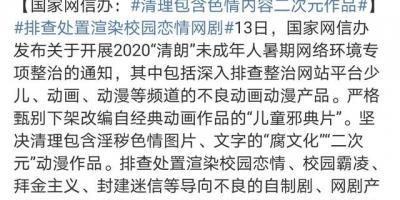 10.8萬人投票,9.5萬人請求分級,中國動畫分級為何總是遲到?