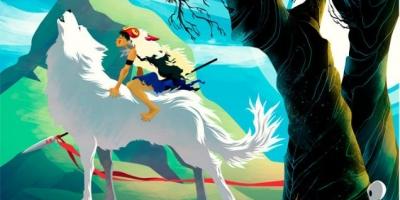 宮崎駿動畫電影《魔法公主/幽靈公主》影評:藏在環境保護下的主旨是和諧