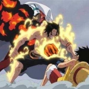 海賊王:艾斯和赤犬(薩卡斯基)同為火系惡魔果實,艾斯真打不贏赤犬?