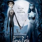 美國動畫電影推薦《殭屍新娘》,哥特畫風下描繪出真實世界的世俗與人性