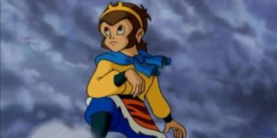 說說我人生的第一部動漫,回憶起童年看過的動畫片