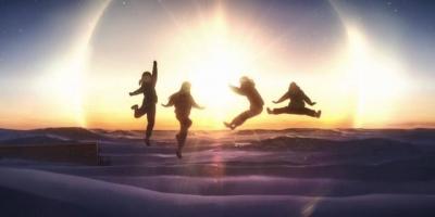 治癒系動漫推薦《比宇宙更遠的地方》,給自己一場青春記憶的旅行