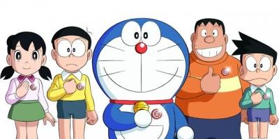 差一點成為奧運會的吉祥物哆啦A夢,因同人漫畫被稱「辣眼睛」