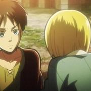 進擊的巨人:艾倫一直在痛苦中,阿爾敏卻想告白阿尼
