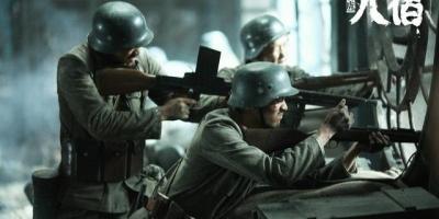 國產電影《八佰》要火,14日點映預售,票房破500萬,但依舊喜憂參半