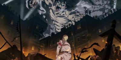 MAPPA官宣製作10月新番原創動畫,《進擊的巨人》的粉絲們都慌了!