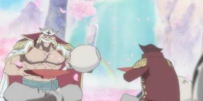 海賊王:羅傑碾壓巴雷特,脫離將皇同級的範圍,實力持平白鬍子