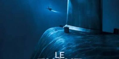 法國戰爭電影推薦《潛艦追緝》,一部驚險又刺激的核潛艇戰爭片
