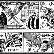 海賊王:百獸海賊團的三災不會見聞色霸氣,難道尾田畫崩了嗎?