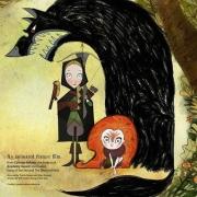 蘋果公司首部動畫電影《狼行者/Wolfwalkers》終於要來了!你們期待嗎?