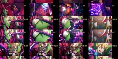 《刀劍神域》最終季BD修正對比,添加細節劇情不變
