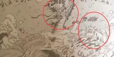 海賊王990最新話:旱災傑克被赤鞘九俠圍毆,路飛四檔痛擊蠻霸者
