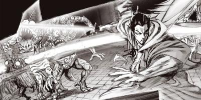 《一拳超人》村田重畫152話,扉頁透露重要信息,埼玉腳踩神明?