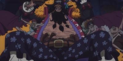 海賊王996話情報:黑鬍子扉頁登場,基德超大機械手臂,山治可能中計
