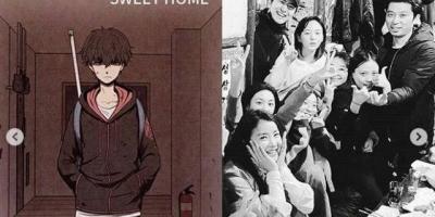 《復仇者聯盟》特效團隊+《鬼怪》導演,Netflix打造漫改韓劇《Sweet Home》